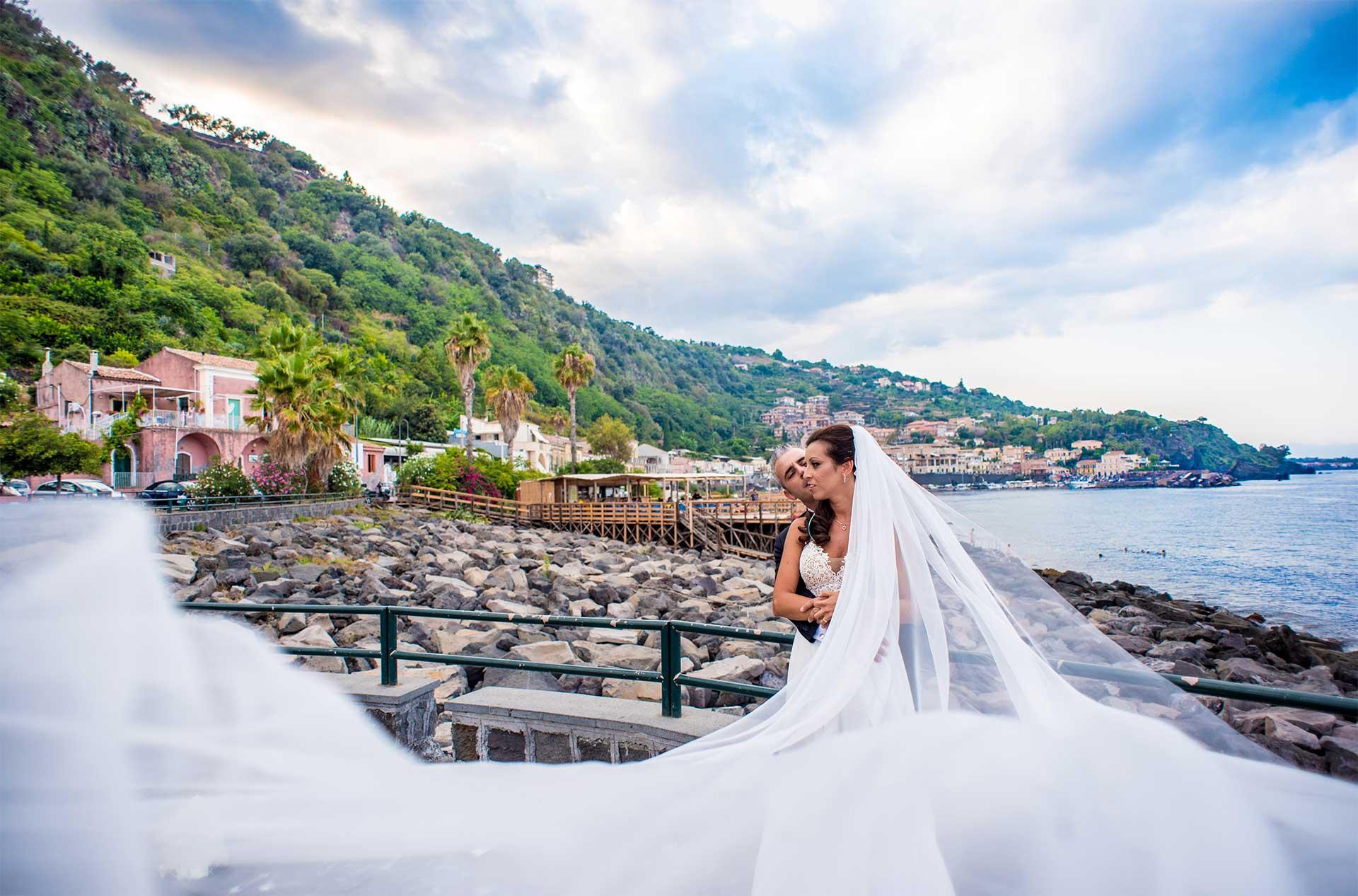 fotografie di matrimonio taormina